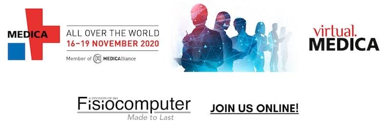 Fisiocomputer a Medica 2020